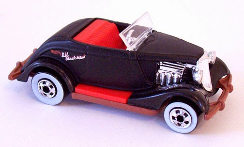 33 Ford Wheels : Hot wheels ' ford roadster