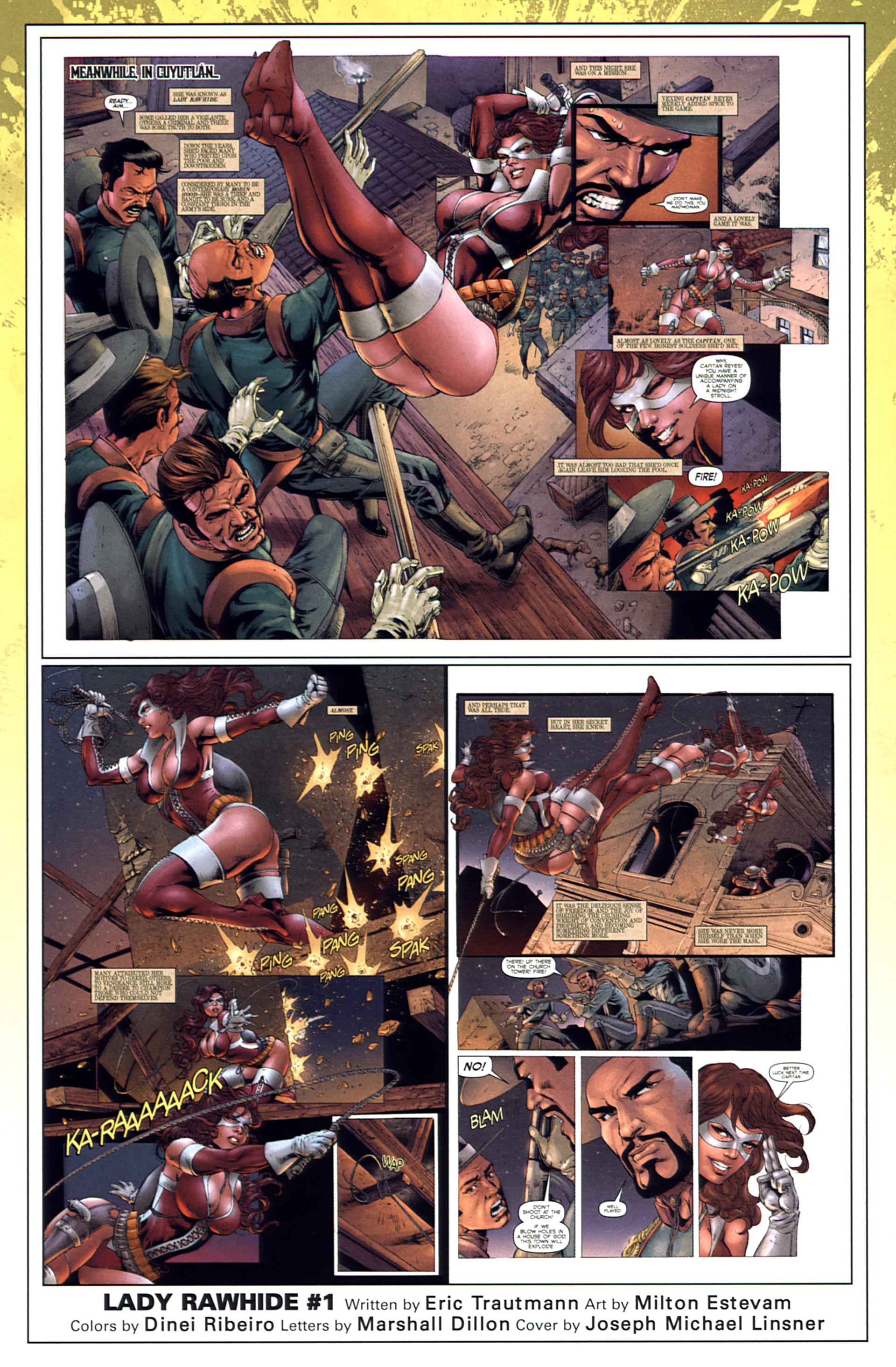 Red Sonja (2005) chap 80 pic 38