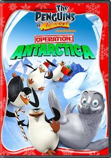 Ver online:The Penguins of Madagascar Operation: Antarctica (2012)
