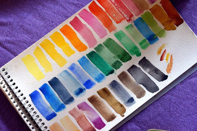 Pantone  - colour charts Elizabeth Casua tHE 33ZTH oRDER