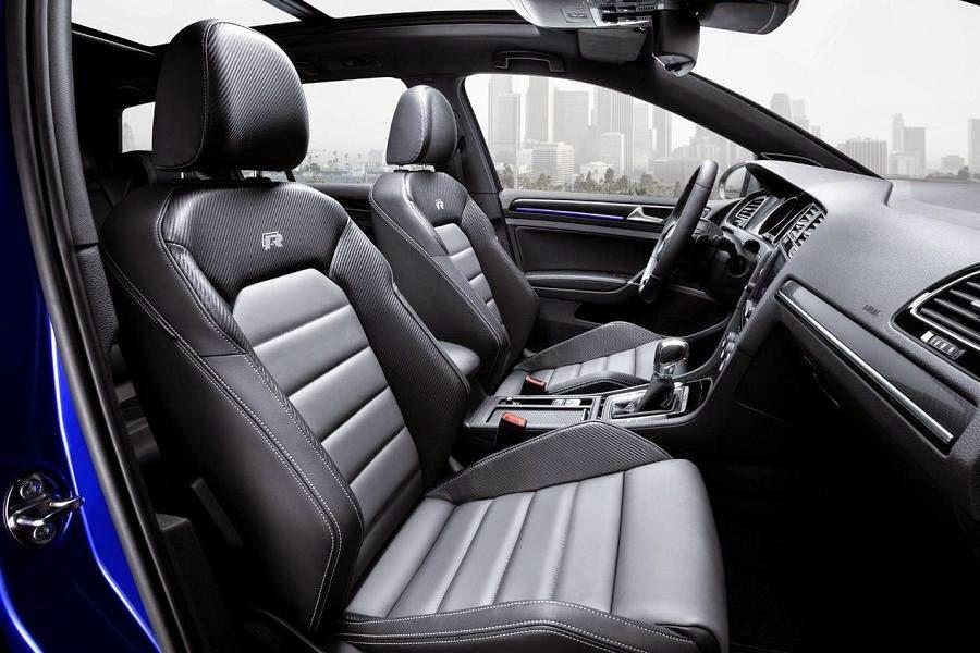 Volkswagen Golf R Estate (2015) Interior