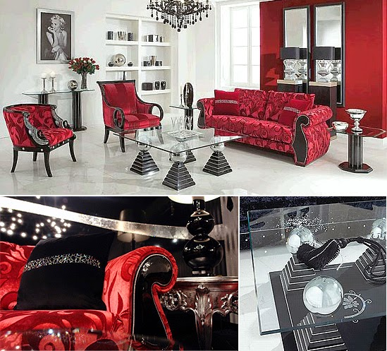 tips to creating retro interior design style, luxury living room furniture