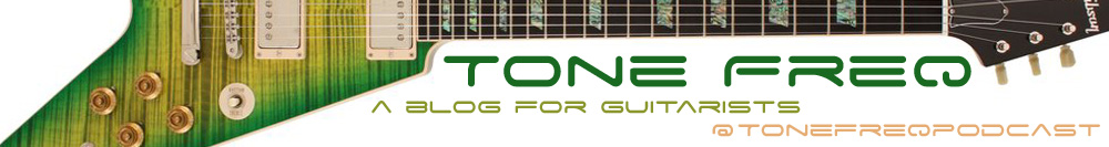 Tone Freq - A Blog For Guitarists
