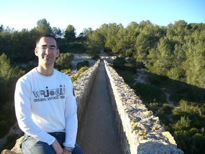 Aqueduct in Tarragona