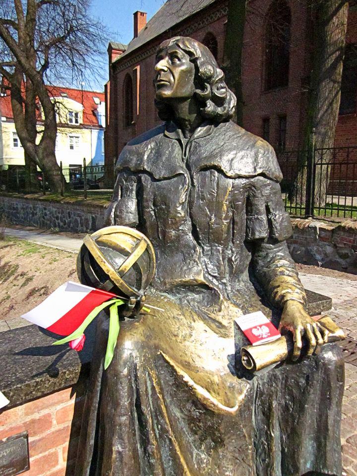 Kopernik się zamyślił