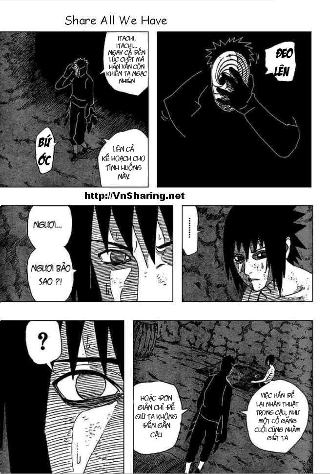 Naruto chap 397 Trang 10 - Mangak.info