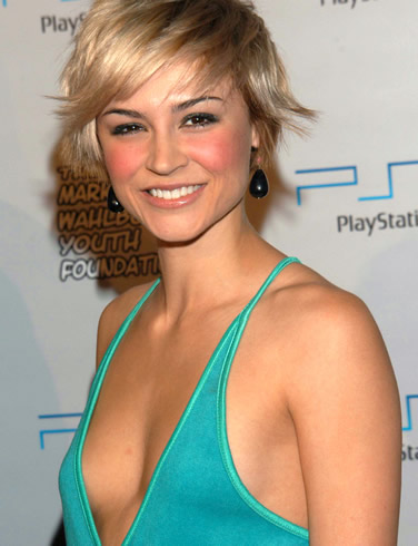 Photo Samaire Armstrong in bikini