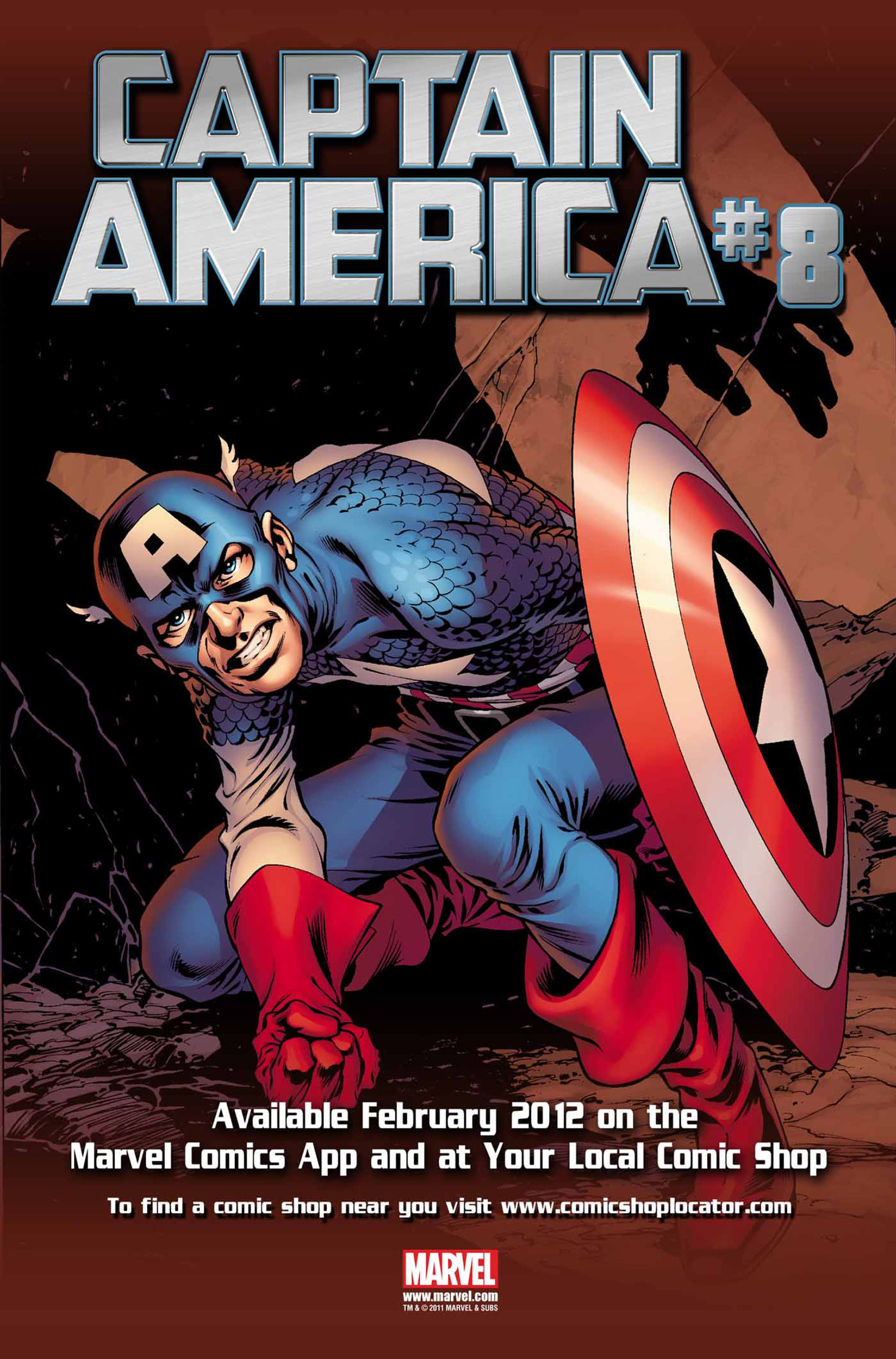 Captain America (2011) Issue #7 #7 - English 24