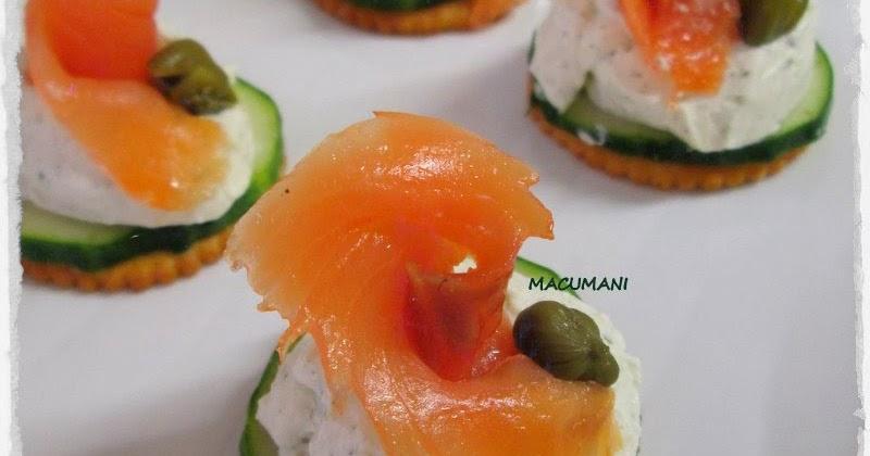 Recetas de macumani canapes de salmon ahumado for Canape de salmon ahumado