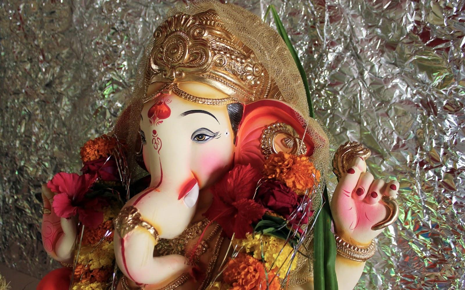 25 best ganesha wallpapers series 1 free wallpapers - Sri ganesh wallpaper hd ...
