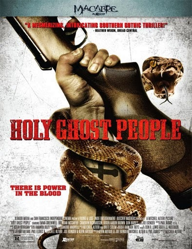 Poster de Holy Ghost People (2013)