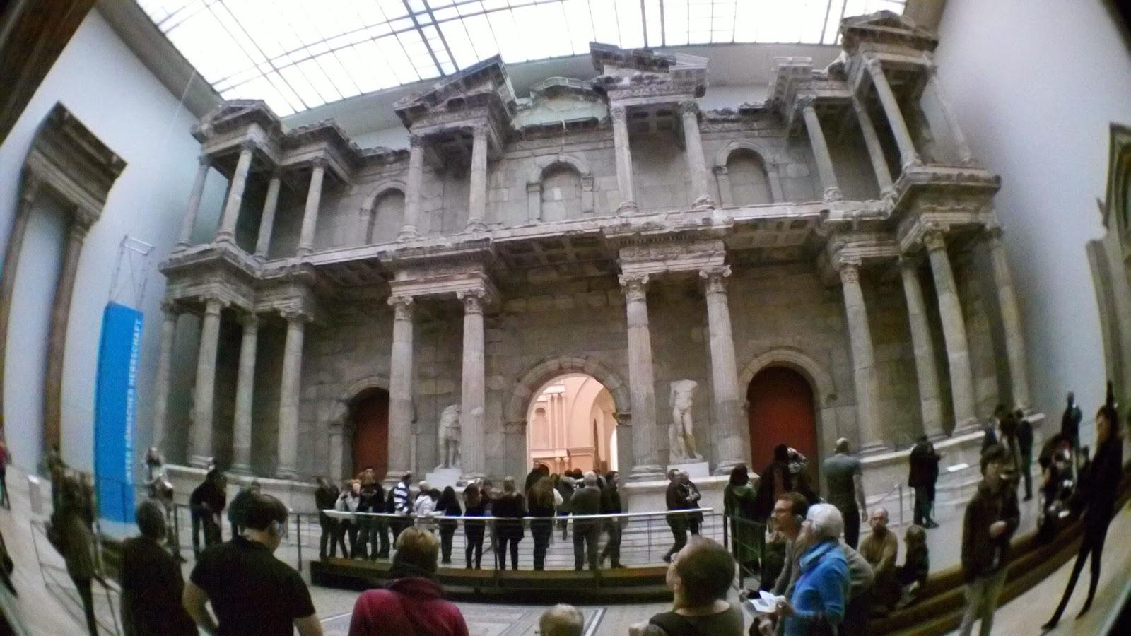 Viaggio a berlino l 39 isola dei musei in viaggio con fabila - Porta di mileto ...