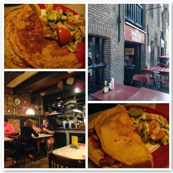 pancake bakery crepes manger resto restaurant amsterdam bons plans adresses photo