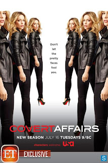 Download - Covert Affairs S04E05 – HDTV AVI + RMVB Legendado