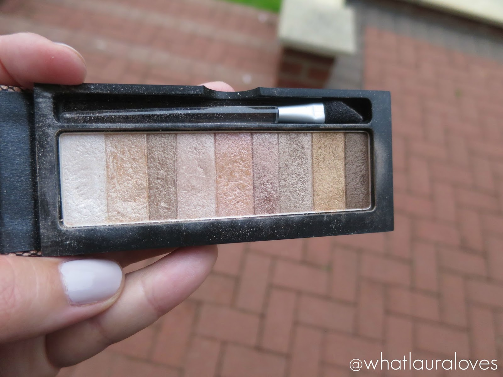 Physicians Formula Shimmer Strips Natural Nude Review