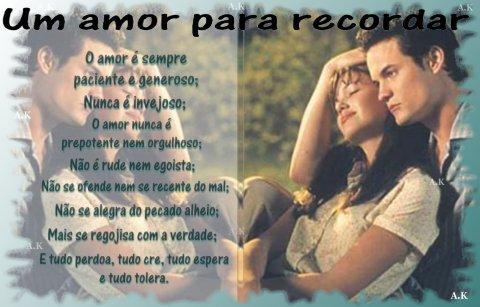 Um Amor Para Recordar Pdf
