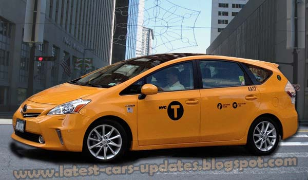 New York city taxi got new logo T