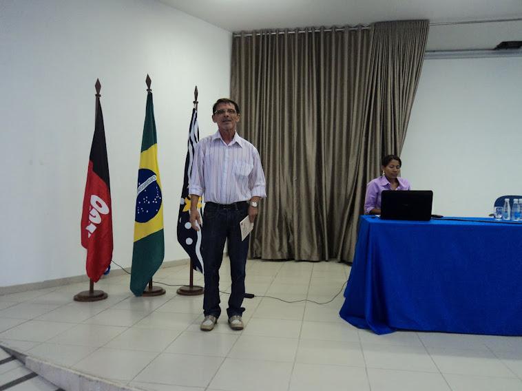 RECITAL DE LITERATURA BRASILEIRA EM POESIA