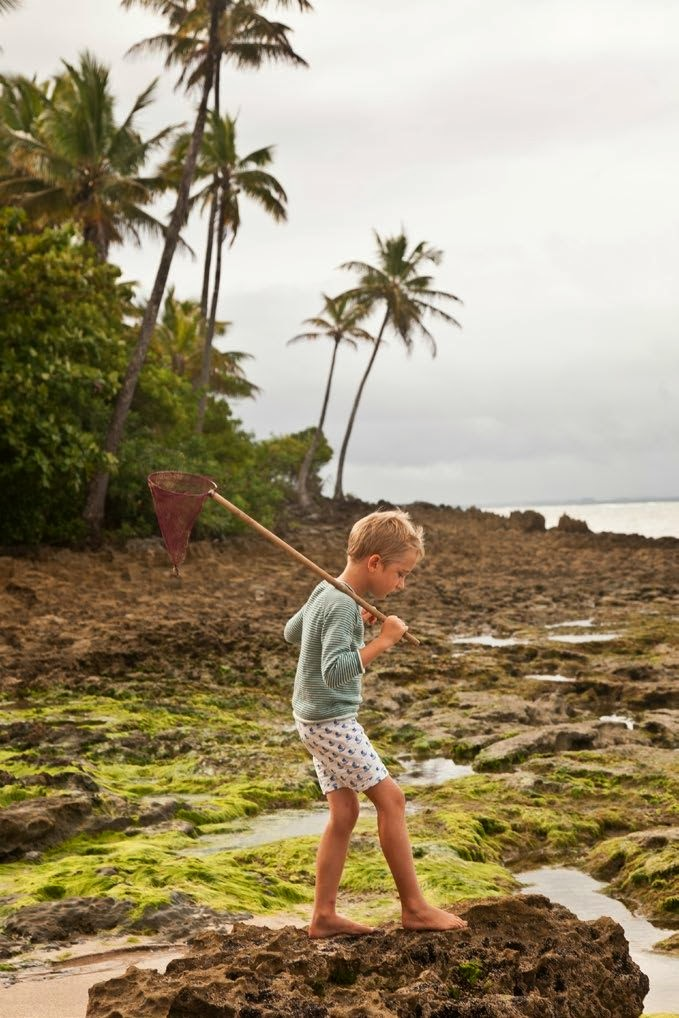 Waddler organic kids fashion collection for spring 2014