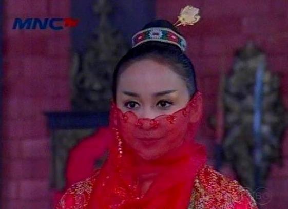 Inne Azri = 'Nyai Subang Larang' (ibu Kian Santang)