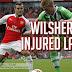 Jack Wilshere perlukan beberapa minggu!