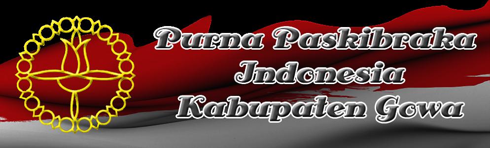 Purna Paskibraka Indonesia Kab. Gowa