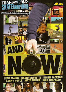 Transworld Skateboarding - And Now