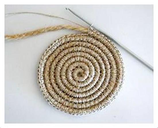 Crocheting Rope : EmErita Desastre: Alfombras de cuerda