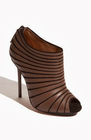 Chocolate Colour Heel Shoes