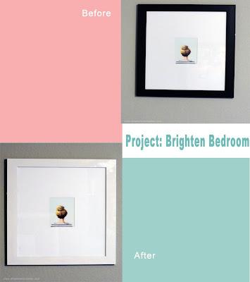 Project: Brighten Bedroom