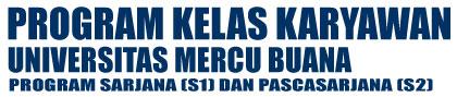 Ekstensi S1 Sabtu Minggu di Jakarta