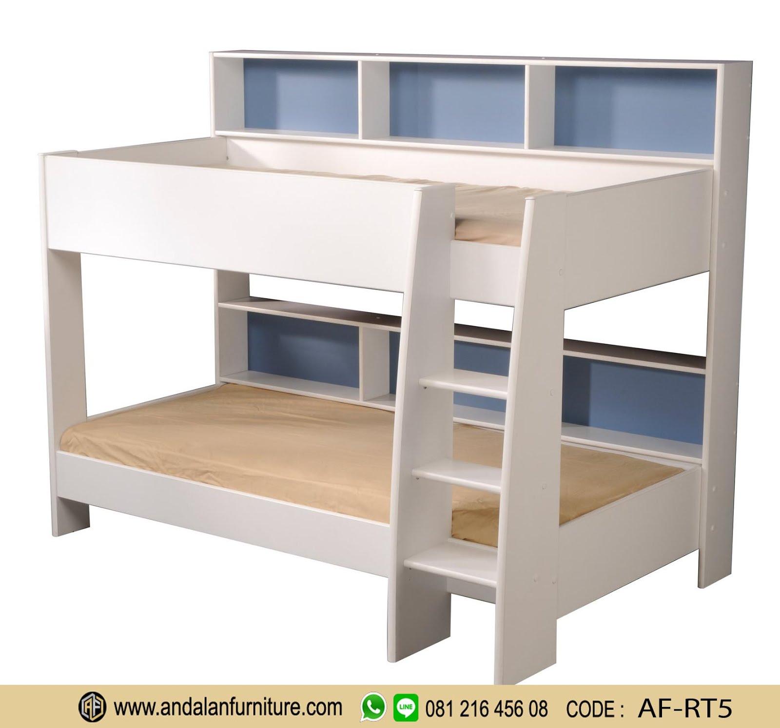 25 desain tempat tidur tingkat susun minimalis untuk anak   berbagi