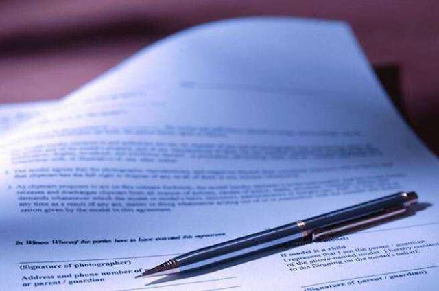 Segunda via contrato social
