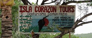 wisata tour Isla-corazon