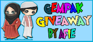 GEMPAK GIVEAWAY BY AFIE