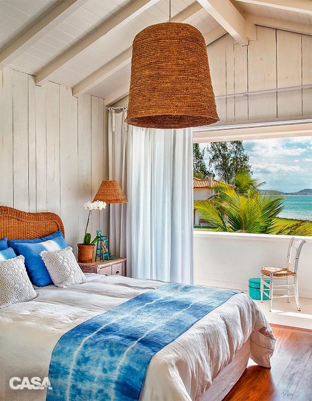 Casa de praia em Búzios ~ Quarto Rustico De Praia