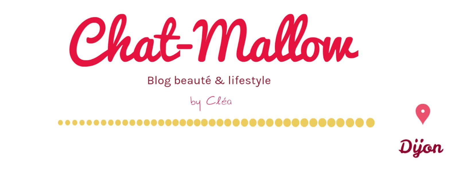 Chat-Mallow - Blog Lifestyle -  Dijon/Lyon