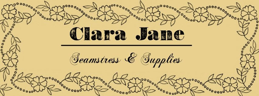Clara Jane, Seamstress and Supplies