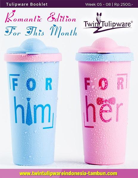 Booklet - Katalog Twin Tulipware Februari 2016