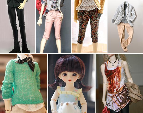 Taobao BJD order
