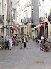 Le quartier du grand Marché, un quartier commerçant mais aussi d'artistes et d'artisans