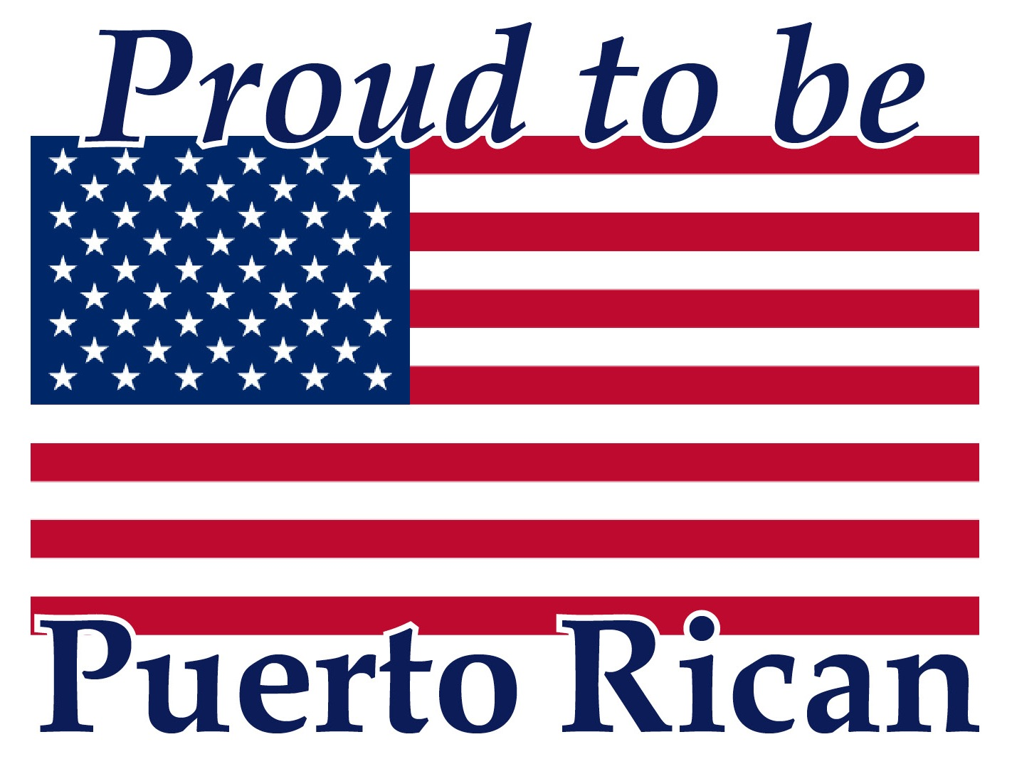 im proud to be puerto rican Best answer: es un orgullo para mi ser puertorriqueño/a  proud to be puerto rican  it would be estoy orgulloso de ser puerto riqueno ( you can also say borcoua, which is an ancient indian name for pr you can also say tengo el orgullo de ser puertorriqueno hope this helps  estoy orgulloso de ser puertoriqueno is im proud to be.