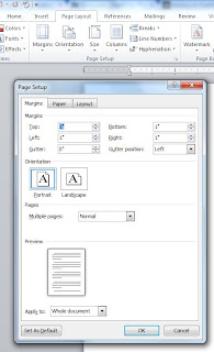 how to fix table of contents in word 2013