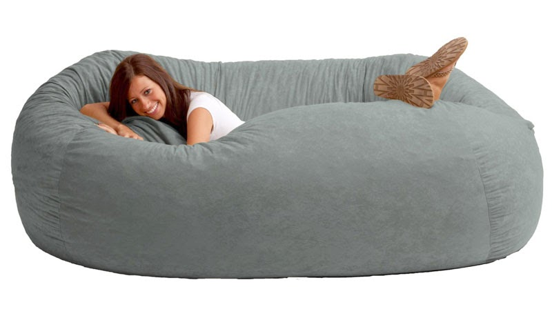 Giant Cute Bean Bag Sofa Bad Cover Design Picture