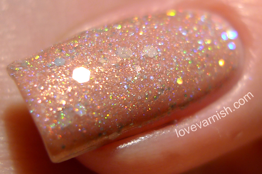 Glam Polish Cast a Spell III Miraculous