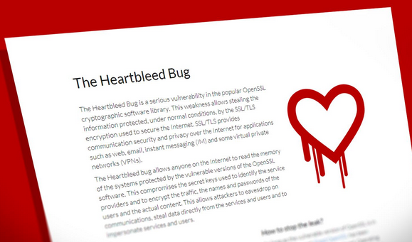 Bug heartableed