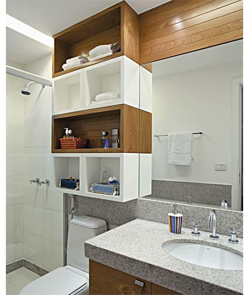 decoracao de banheiro pequeno quadrado – Doitricom -> Banheiro Pequeno Quadrado
