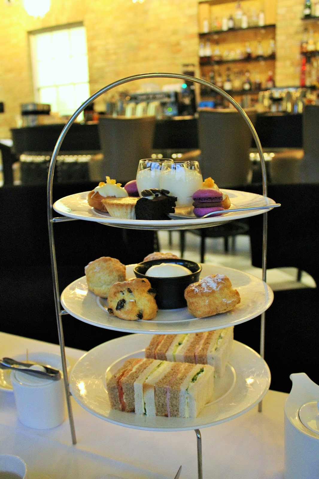 Poets House Hotel, Ely, Cambridgeshire - Afternoon Tea