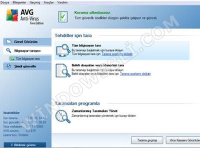 AVG Free Antivirus