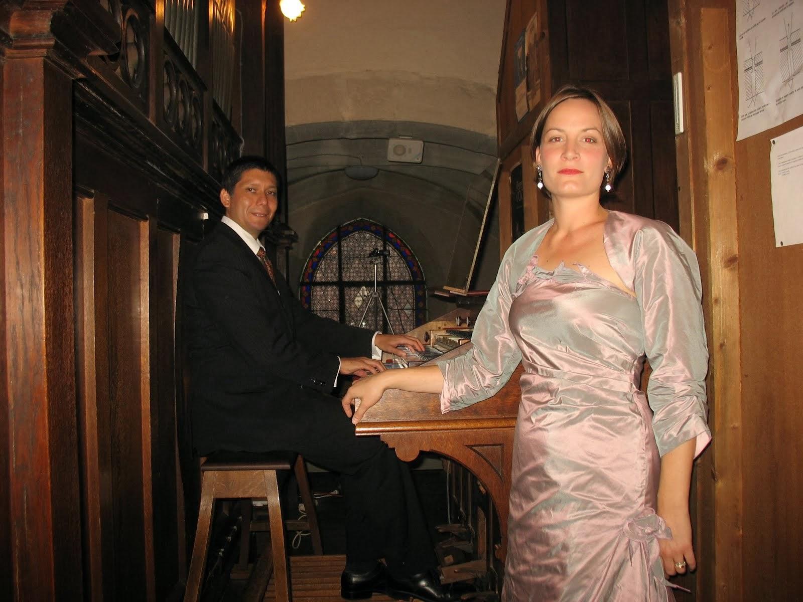Duo Soprano et Orgue